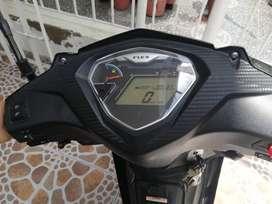 Vendo AKT Flex 125 (como nueva 123 Km)