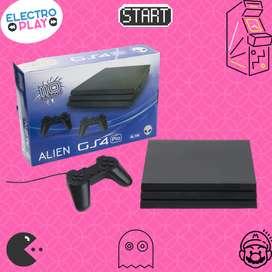 Consola family game alien gs4 pro 110 juegos
