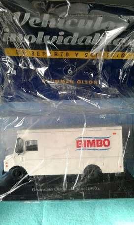 Camioneta Bimbo Inolvidables 1:43 Nueva