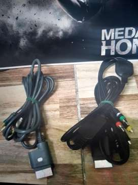 Cables para Xbox 360