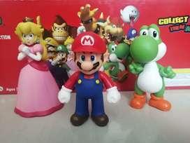 Mario Bros y Pokemon