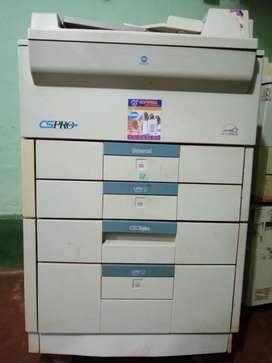 Venta de 2 fotocopiadoras MINOLTA, modelo 2080