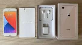 Apple iPhone 8 - 64GB - GOLD A1905 USADO