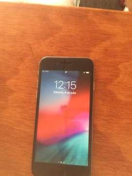 Vendo iphone 6 de 32GB estado 10/10