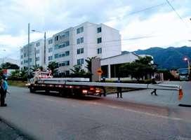 transporte de camiones gruas mudanzas