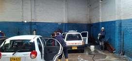 Vendo autolavado - lavadero de carros ubicado zipaquira via principal