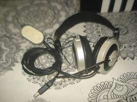 Auriculares Klip Extreme C/microfono Buen Estado No Envio