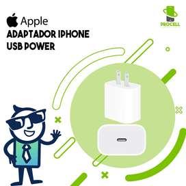 Adaptador Iphone Tipo C carga rapida