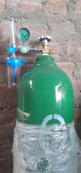 Balón de oxigeno de 10m3
