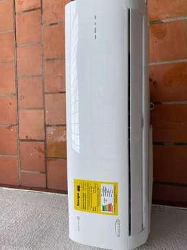 Se vende aire acondicionado inverter de 12BTU