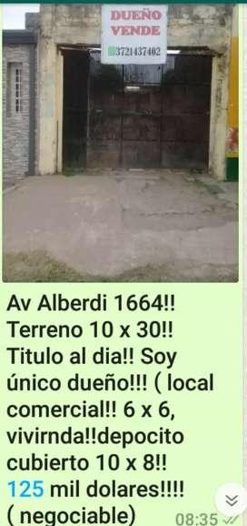 Av Alberdi 1664 ( facilidades)