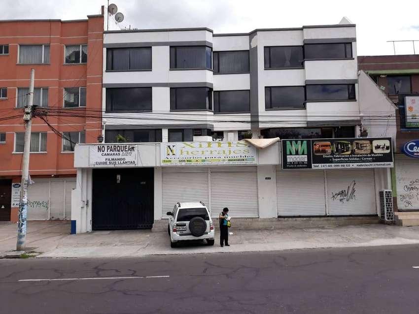 Arriendo amplio departamento, PONCIANO ALTO