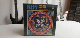 Kiss rompecabezas Rock And Roll Over