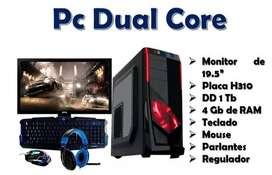 Pc Dual Core / 8va Generación
