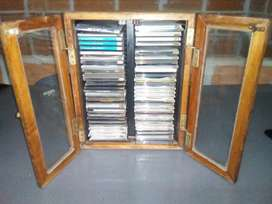 Mueble porta discos compactos CD's