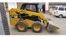 MINICARGADOR CAT 236D