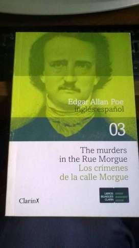 Los crímenes de la calle Morgue. NUEVO