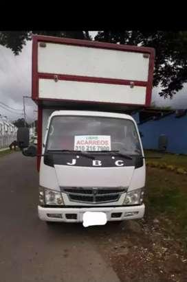 Aacarreos Fusagasugá a toda Colombia