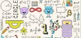 Clases de matemáticas. Nivelación y reforzamiento.