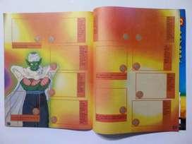 Álbum Dragon Ball 2 Set a Pegar Completo/Navarrete NO taps Panini
