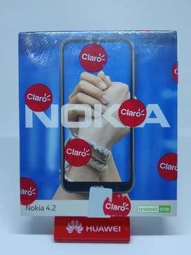 Nokia 4.2 negro nuevo