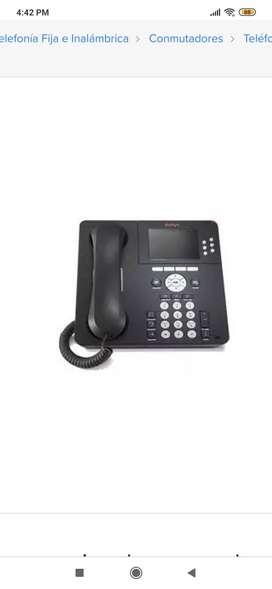 Teléfono Avaya IP
