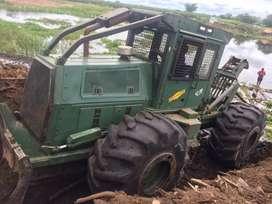 Tractor Forestal Franklyn