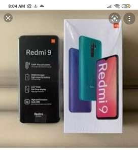 Redmi 9 64Gb nuevos