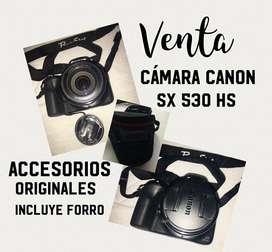 CAMARA CANON SX 530 HS