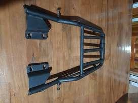 Portaequipaje / soporte para honda cb 190