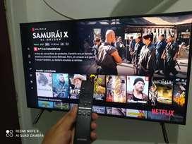 Televisor Samsung Smart TV control magic, encajado, casi nuevo 6 meses de uso