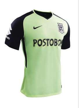 Camiseta Nacional Visitante 2018 100% Original
