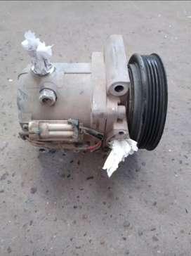 burro alternador dirección hidráulica y compresor de a,a palio 1.4