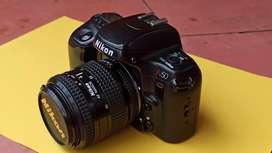 Nikon N50 + Lente 35-80