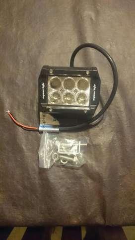 FAROS DE LED 18 w 12 volt