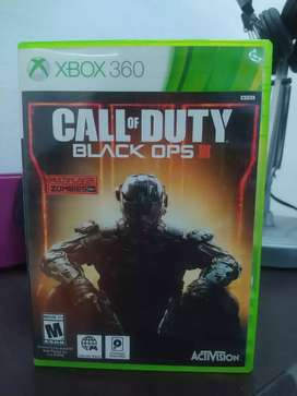 Call Of Duty Black Ops 3 - XBOX 360