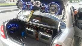Instalación de Sonido para Carros