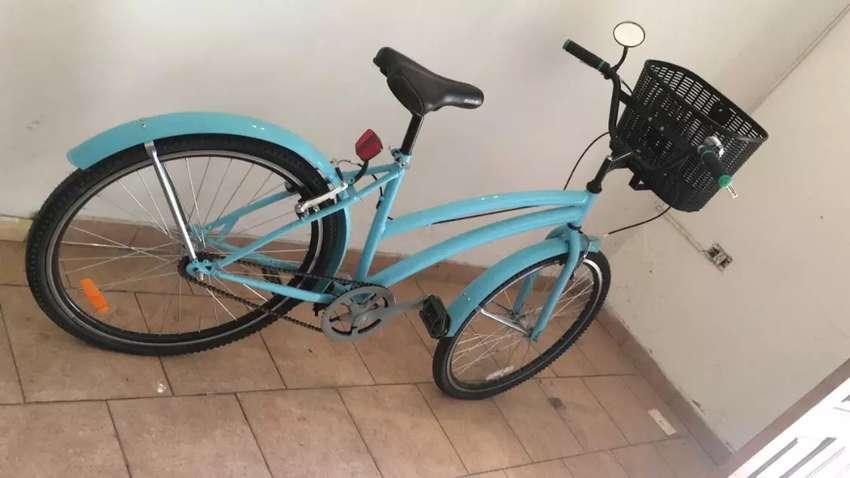 Bicicleta Dama 0