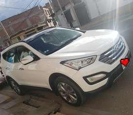 Hyundai Santa Fe 2013 Impecable