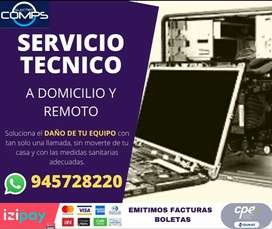REPARACION DE LAPTOPS Y COMPUTADORAS