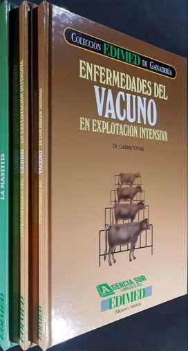 Colección Ediciones Medicas de GANADERIA