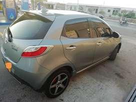 Mazda 2 versión takeshi