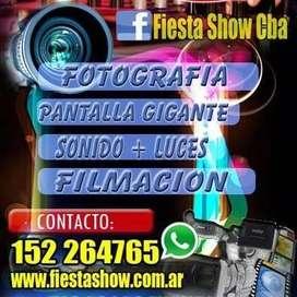 FILMACION Y FOTOGRAFIA