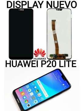 Display Original Huawei P20 Lite instalado a domicilio