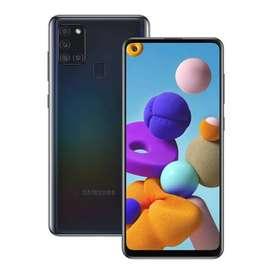 Ocasión vendo celular Samsung a21s