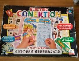 Electric Conektion Cultura General Juego De Mesa