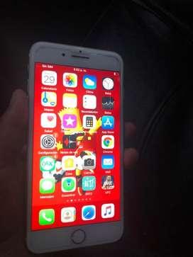 Iphone 7 plus oro 128 gb