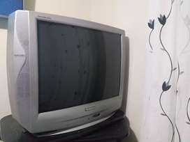 """Tv 21"""" panasonic panaturbo en buen estado y buena imagen neg."""
