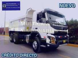Camión Volquete Volvo FMX 500 HP modelo año  2020