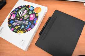 Tabla Digitalizadora Wacom Intuos Medium Pen 4k Bluetooth